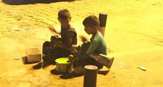 Üsküp Türk çarşısının fenomen çocukları 1