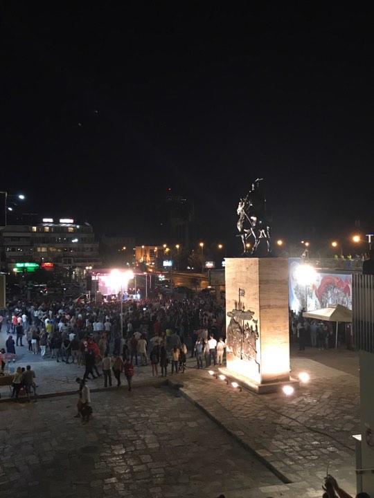 Türk Çarşısı İskender Bey meydanından fotoğraflar 6