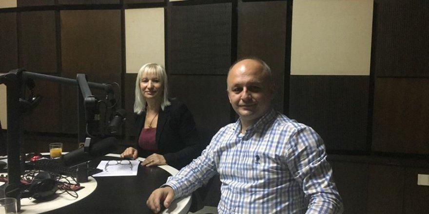 TDP Genel Başkanı İlyas Radyo programına konuk oldu