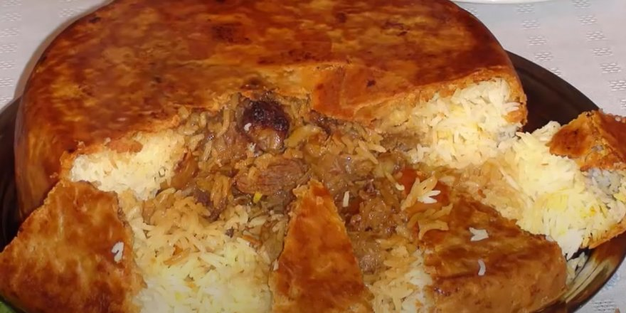 Bugün ne pişirsem diyorsanız Ağzınızı şenlendirecek Şah Pilavı nasıl yapılır? Şah pilavı tarifi
