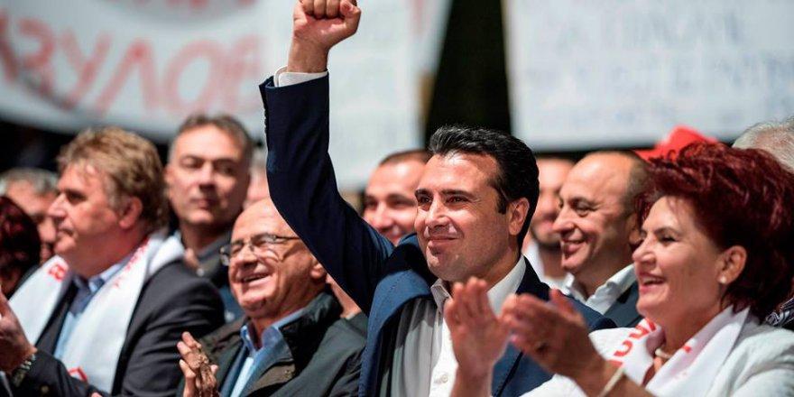 Makedonya'da Yerel Seçimlerin Galibi SDSM oldu