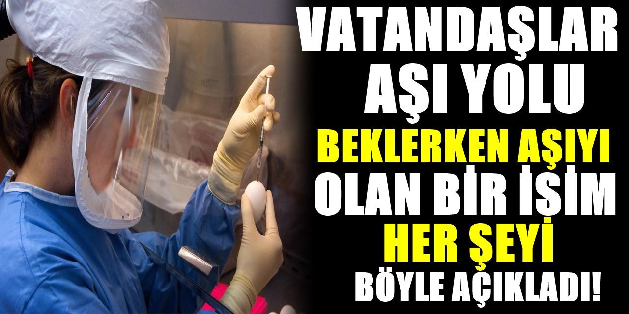 Türkiye'ye gizlice getirilmişlerdi! O 25 Bin Aşının Sırrı çözüldü! Her şey açığa çıktı