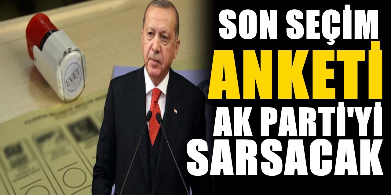 Erdoğan neden Saadet Partisi ve DSP'yi istiyor şimdi anlaşıldı! Son seçim anketi şok etti
