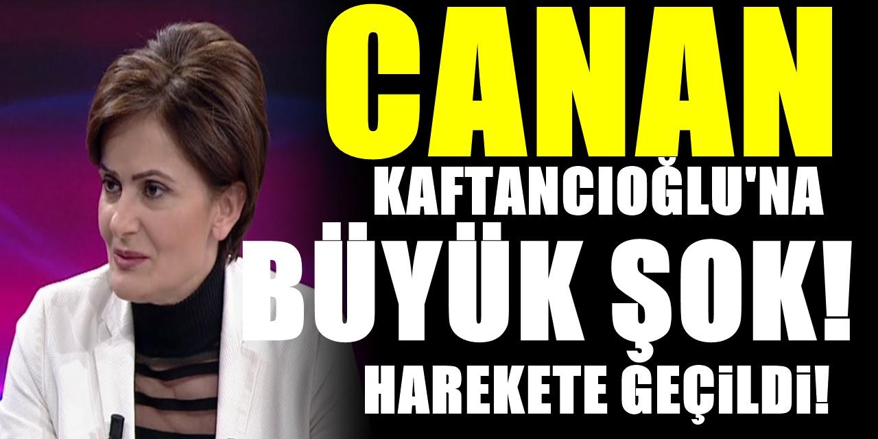 CHP'li Canan Kaftancıoğlu yandı! Resmen harekete geçildi! O ise HALK TV'de böyle rest çekti