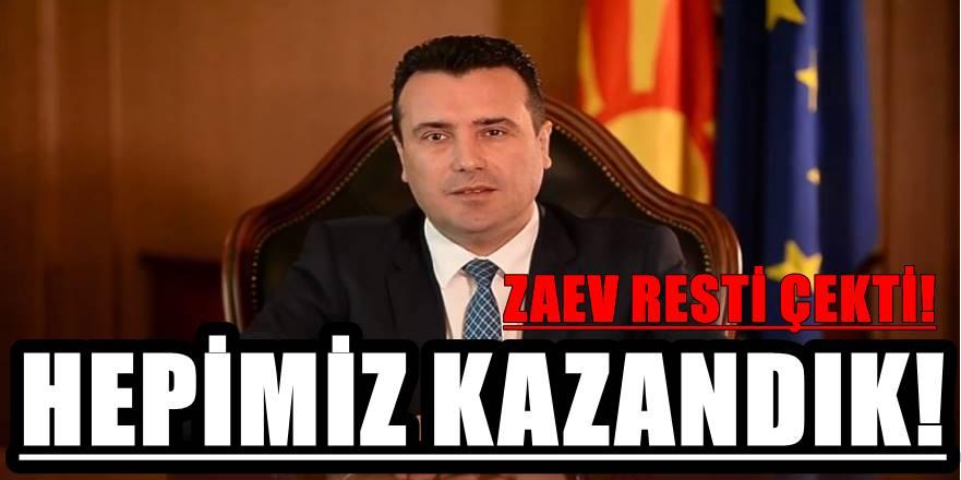 Başbakan Zaev'den Muhalefete Dİllerin Kullanımı Yasasıyla ilgili Çağrı!