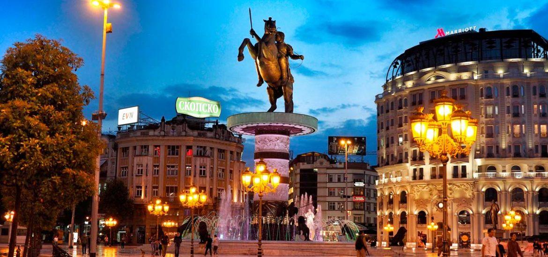 Neden Makedonya ?