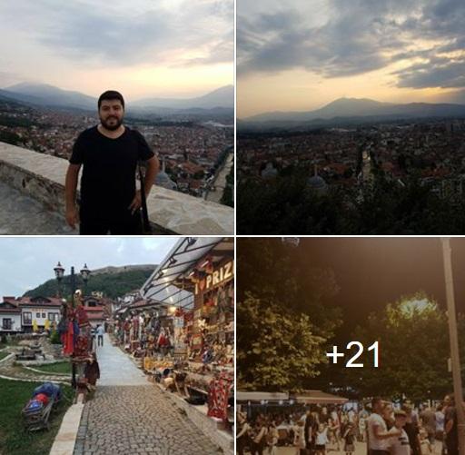 Bir mozaiktir Prizren..