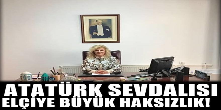Oda TV 'den Sn. Türker'in TC Büyük Elçisine büyük haksızlığı