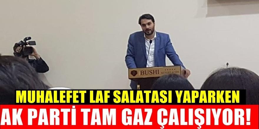 Üsküp Haber Kurucusu Sadık Şimşek'ten Türkiye Muhalefetine Sert eleştiri