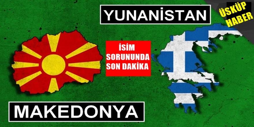 Yunanistan '' Makedonya '' Konusunda Sonunda Kararını verdi!