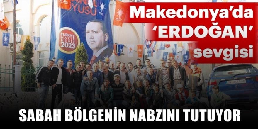 Furkan Haykır Makedonya'daki Erdoğan aşkını yazdı