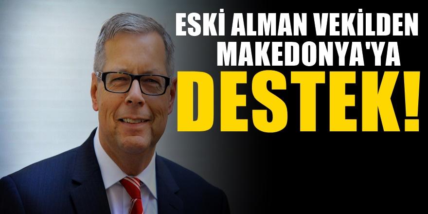 Makedonya adım adım Avrupa birliğine doğru