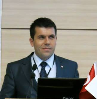 Elvin Hasan Makedonya'da ilk kez DSM'ye atanan Türk oldu