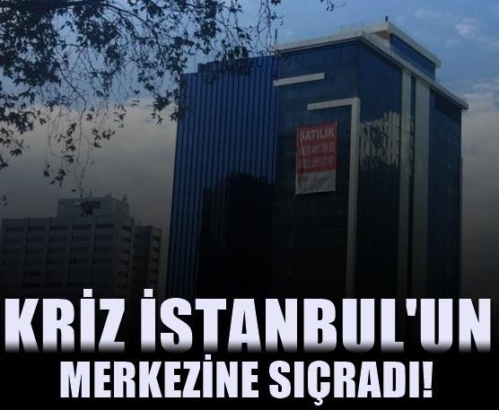 Kriz İstanbul'un merkezine sıçradı! Teker teker gidiyorlar
