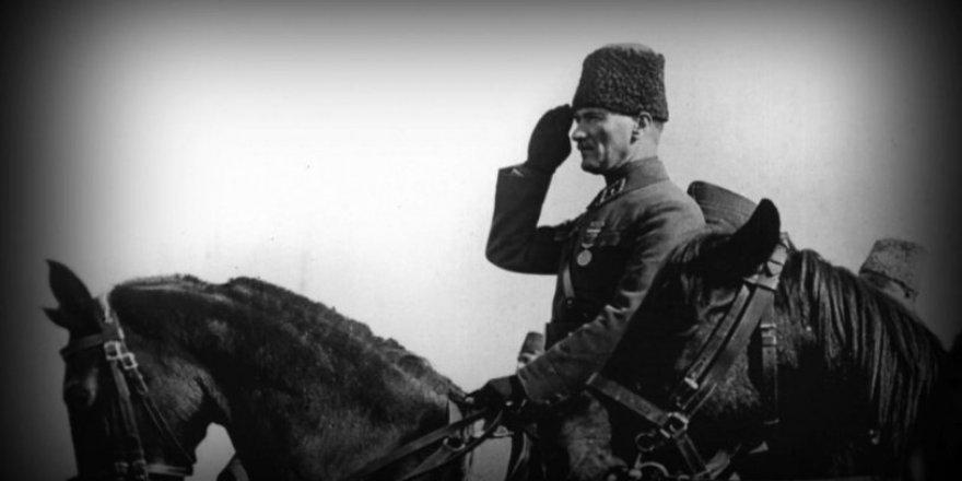 İşte Büyük önder 'Atatürk'ün strateji dehasını belgeleyen olay'