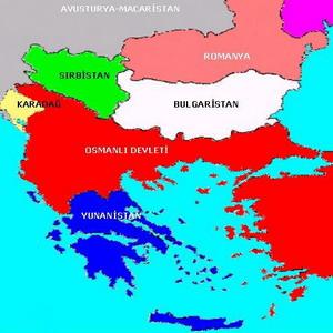 İnternette aranan soru : Osmanlı Makedonya'yı hangi savaşla kaybetti