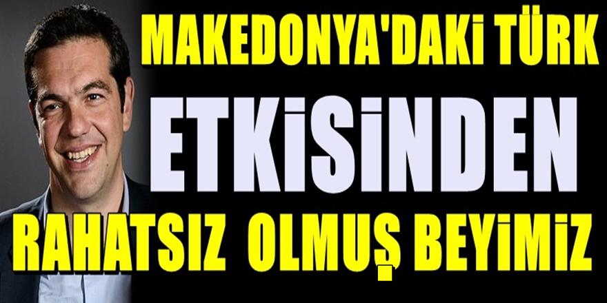 Yunanistan Başbakanı : Kuzey Makedonya'yı Türk etkisinden Koruyoruz