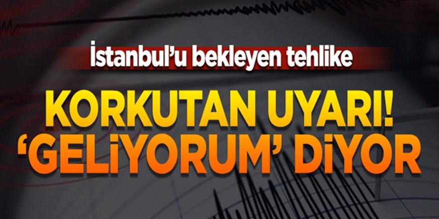 Profesörden korkutan deprem uyarısı: .