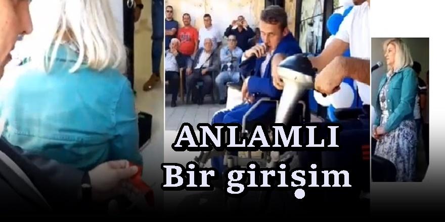Büyükelçi Tülin Erkal Kara Erdoğan'ın emanetine sahip çıkmaya devam ediyor