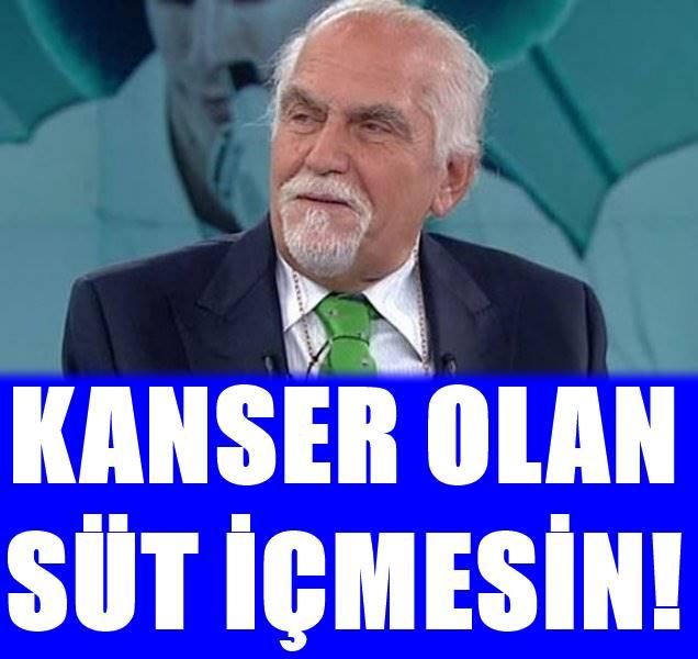 Erkan Topuz uyardı: Kanser olmak istemiyorsanız..!