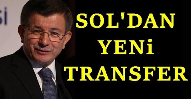 Ahmet Davutoğlu'nun partisine flaş katılım