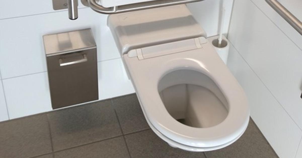 Şaşırtıcı! Klozet Kapağına Bir Daha Asla Tuvalet Kağıdı Koymayacaksınız.