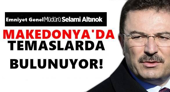 Türkiye'den Makedonya'ya kritik ziyaret