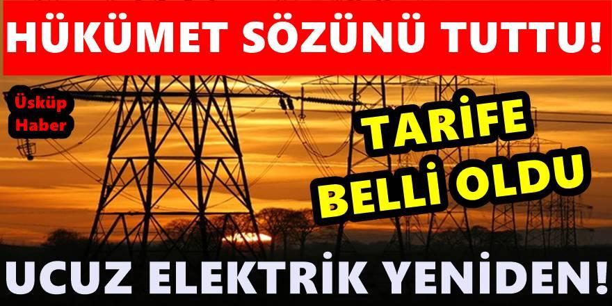 Makedonya'da Ucuz elektrik Dönemi başlıyor
