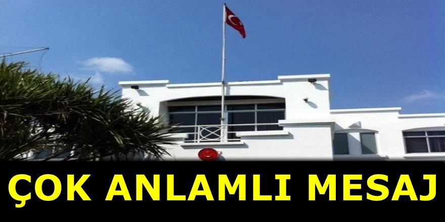 Türkiye'nin Üsküp Büyükelçiliği'nden önemli Paylaşım