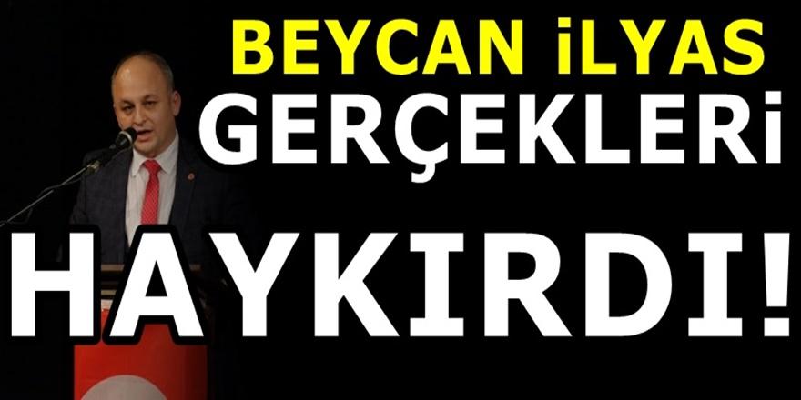 TDP Lideri Beycan İlyas'dan Yerel Medyaya sert tepki!