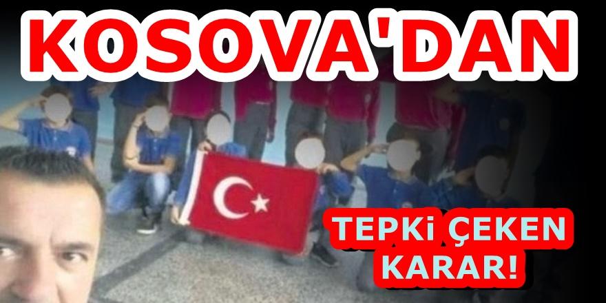 Kosova Eğitim Bakanlığı'ndan tartışma yaratacak karar