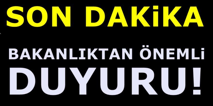 BAKANLIK ACİL DURUM HATTI VEREREK Türkiye'deki Kuzey Makedonya vatandaşlarını uyardı!