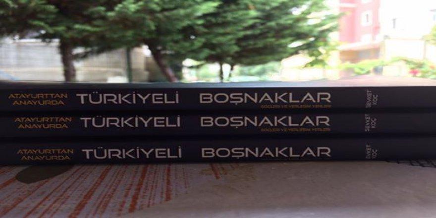 Türkiyede Yaşayan Boşnakları Anlatan Kitap Çıktı