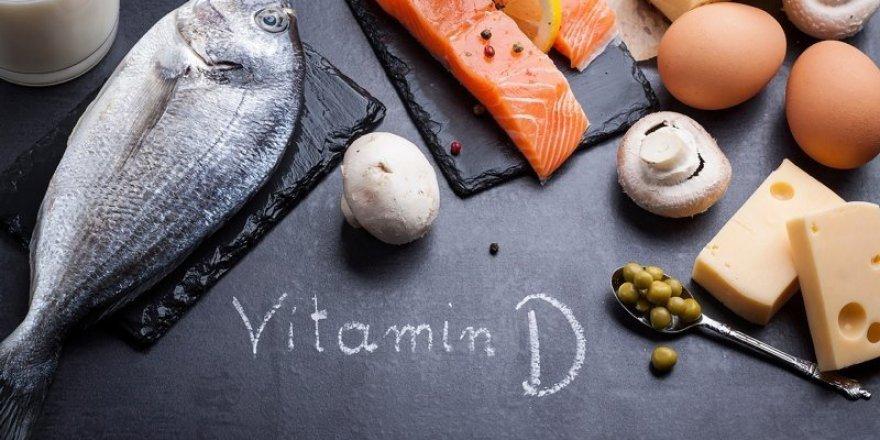Uzmanlar D vitamini Eksikliğine Karşı Uyarıyor! Önemseyin yoksa..