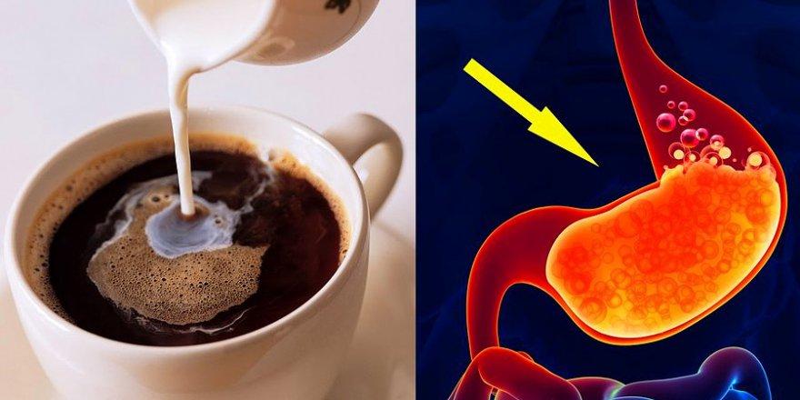Her gün kahveyi Düzenli bir şekilde böyle tüketirseniz o sorun 1 ay içinde ortadan kalkar