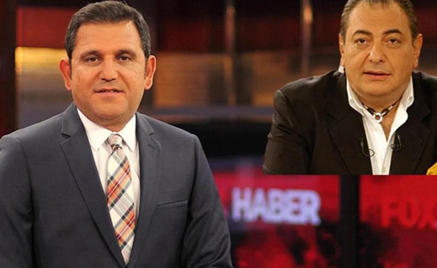 Reha Muhtar Ortalığı Karıştırdı Fatih Portakal'ın FOX TV'den ayrılma nedenini Açıkladı