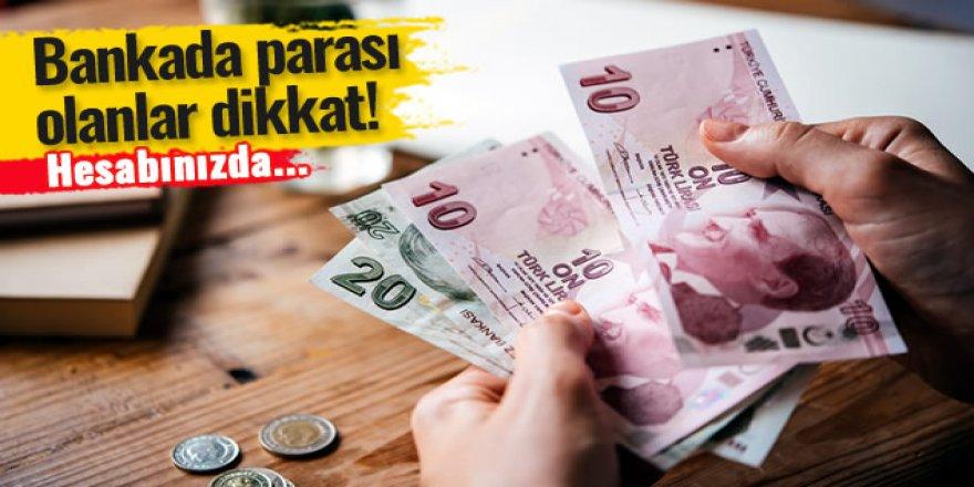 Bankada Parası ve altını olanlarla ilgili kritik bir düzenleme devreye girdi BDDK duyurdu