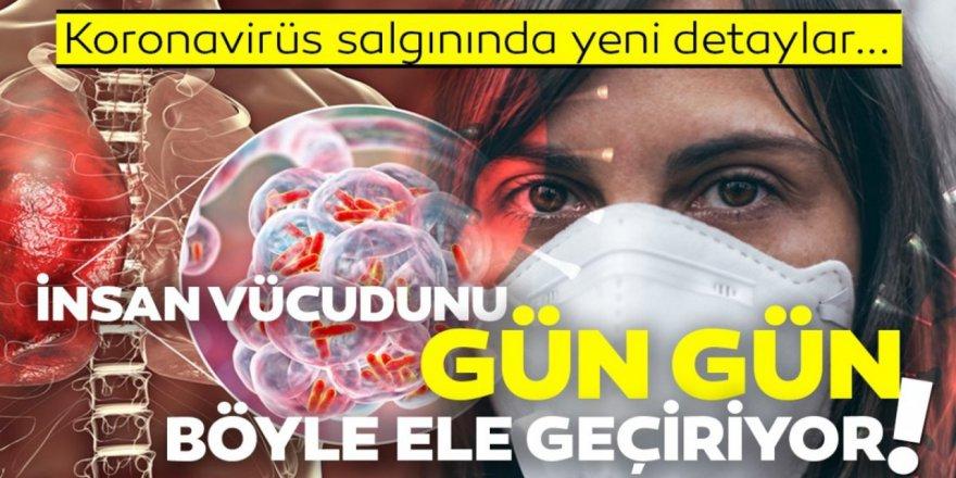 Koronavirüsün Farkettirmeyen belirtileri! Sizde atlatmış olabilirsiniz