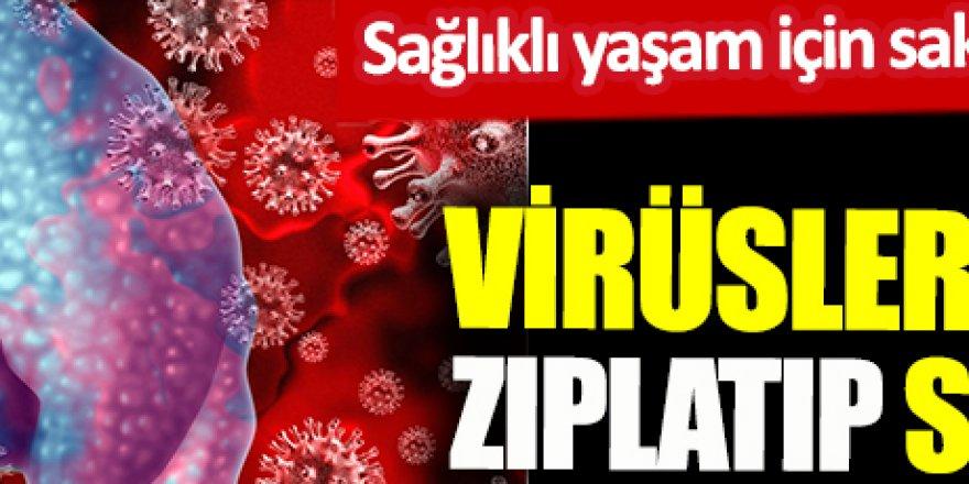Sağlıklı bir yaşam ve virüse yakalanmamak için bu hataları bırakın