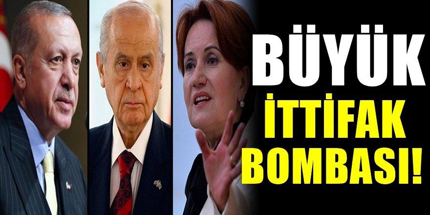 Meral Akşener AKP ile ittifak mı yapacak? Açıklama geldi...