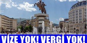 Makedonya Şirket Kuruluşu ve Oturma İzni