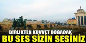 Makedonya'daki Türkiye'li girişimcilere Çağrı