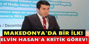 Devlet Bakanı Elvin Hasan Makedonya için ne ifade ediyor? Özel yazı