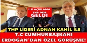 Kahil'den Cumhurbaşkanı Erdoğan'la Malazgirt çıkarması