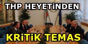 THP Lideri Enes İbrahim'den kritik görüşme