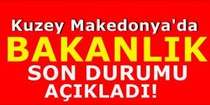 Kuzey Makedonya'da Bugüne dek Koronavirüsten 44 kişi öldü! Yeni vakalar ise..